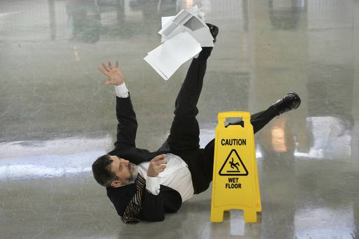 Workplace accident app